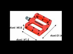 1 ea. Imrider Lightweight Polyamide Bike Pedal For BMX Road