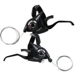 1 Pair ST-EF51-Gear 3x7 21 Speed Brake Shifters Combo Levers