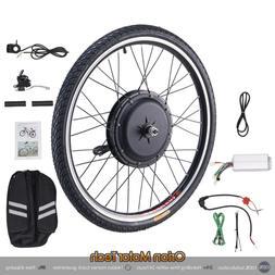 1000W  DIY New 48V 26'' Electronic Bike Conversion Kit F