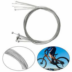 10X Bicycle Bike Brake Cable Stainless Steel Front Rear Inne