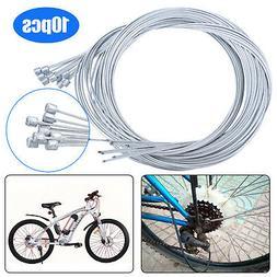 10PCS Shift Derailleur Cable Wire Bike Road Bicycle Brake Li