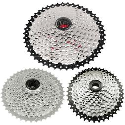 11-40/11-42/11-46T MTB Bike Bicycle Cassette Freewheel 10 Sp
