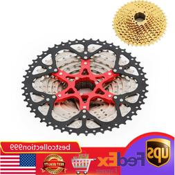 Bicycle Components & Parts Sunshine Mtb 11 Speed Bike Cycling Freewheels Bicycle Flywheel 11t-50t Cassette Sporting Goods