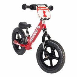 STRIDER 12 Sport HONDA Kids Balance Bike No-Pedal Learn To R