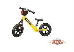STRIDER 12 SPORT NO PEDAL BALANCE BIKE FLY RACING EDITION YE