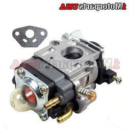 HURI 2 Stroke Carburateur Carb Reparation kit pour 2 Stroke Engine Mini Quad ATV Moto Pocket Dirt Bike 47cc 49cc