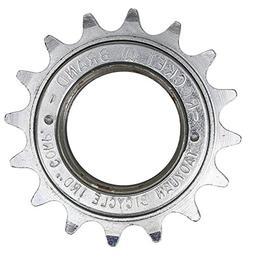 "16 Teeth Single Speed Bike Bicycle Freewheel Cassette 1/2""x1"