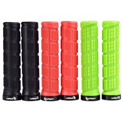 1Pair Bicycle Gear <font><b>Grips</b></font> Durable Shock-P