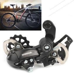 Tourney TX35 7s 8s Bicycle Rear Derailleur Bike Parts For MT