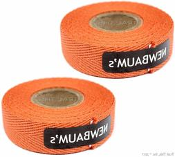 2-Rolls Newbaum's Cotton Cloth Road Bicycle Bar Tape Wrap -