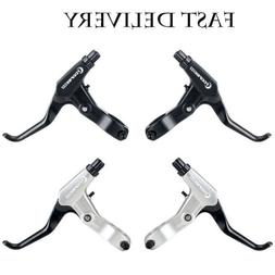 2 X Aluminum Alloy MTB Bike Disc Brake Levers Bike Bicycle B