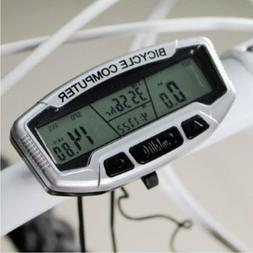 AGPtek® New 2012 LCD Bicycle Computer Odometer Speedometer
