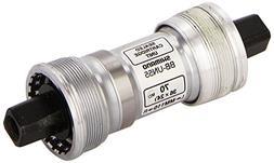 2014 Shimano BB-UN55 Bottom Bracket Silver 70 x 107mm Italia