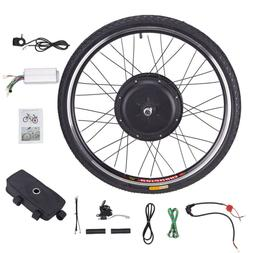 48V 26'' Electronic Bike Conversion Kit for Front Wheel