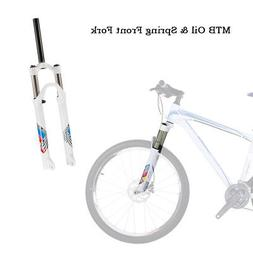"""26"""" Mountain Bike Oil/Spring Front Fork Bicycle Accessories"""