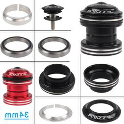 28.6 MTB Road Bike 34mm Headset Sealed Bearings Fork/frame E
