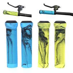 2Pcs 125mm <font><b>Bike</b></font> Rubber Handle Bar <font>