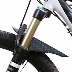 2pcs Accessories MTB Cycling Parts Tail Bike Fenders Front R