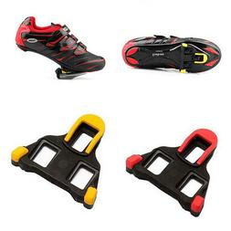 2Pcs Road Cycling Self-locking Pedal Road Bike Bicycle Cleat