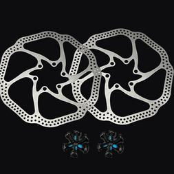 2x MTB Mountain Bike Bicycle Cycling Cleansweep Disc Brake R