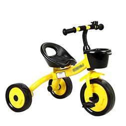 Tricycle 3 Wheel Bike Child Bicycle Baby Toy kid's Carriage