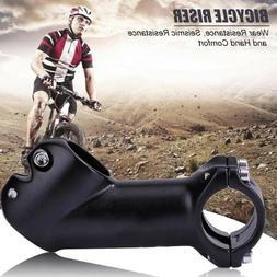 31.8mm Bicycle Stem 90mm 45°  Mountain Road Bike Handlebar