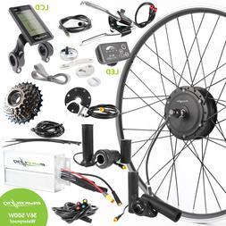 ebikeling Waterproof 36V 500W 700C Geared Front Rear e-Bike