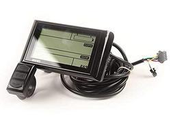 theebikemotor 36V48V72V ebike SW900 LCD Display Control Pane