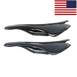 3K Bicycle Saddle Carbon Fixed Gear MTB Road Racing Bike Sea