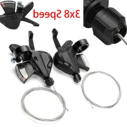 3x8 Speed Shift Lever Shifter Bike Accessory for Shimano Alt