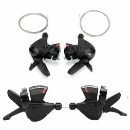 3x8 Speed Shift Lever Shifter Bike Bicycle Parts for Shimano