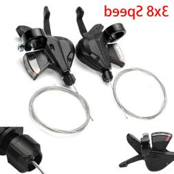 3x8 Speed Shift Lever Shifter trigger Bike Parts for Shimano