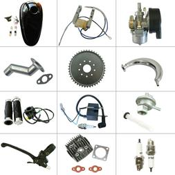 66cc 80cc 2 Stroke Engine Motorized 415 chain Bicycle Bike P