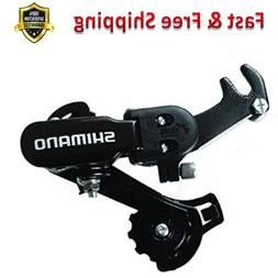 7 Speed Hub Bolt Mount Rear Derailleur Outdoor Recreation Cy