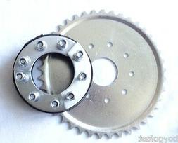 80cc Motorized GAS ENGINE bike parts - 9 hole 44T teeth spro