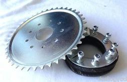 80cc Motorized bike GAS ENGINE parts - 9 hole 41T sprocket