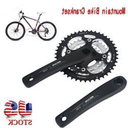 9/27 Speed Mountain Bike Crankset Cycling Bicycle 22/32/44T