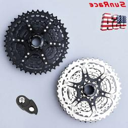 Cassettes, Freewheels & Cogs Cycling Sunshine Mtb Bike 9 Speed 11-40t Cassette Flywheel Black Fit Shimano Sram Hg200