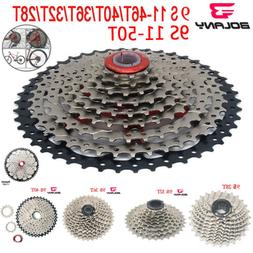 9S 11-50T/46T/40T/36T/32T/28T Mountain Bike Cassette Freewhe