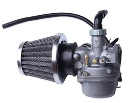 ATV Carburetor PZ19 with Fuel Filter and 35mm Air Filter for