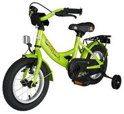 BIKESTAR Original Premium Safety Sport Kids Bike Bicycle wit