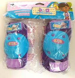 Bell Doc McStuffins Protective Gear with Elbow Pads/Knee Pad