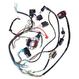 CISNO Complete Electrics Stator Coil CDI Wiring Harness for