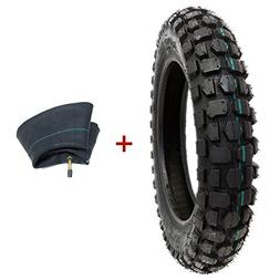 COMBO TIRE and INNER TUBE Size 3.00 - 12 Front or Rear Knobb