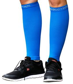 Calf Compression Sleeves - Leg Compression Socks for Runners