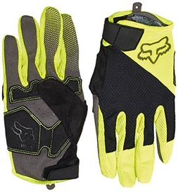 Fox Racing Reflex Gel Gloves - Men's Flo Yellow, L
