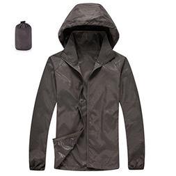 GEEK LIGHTING Mens Performance Printed Activewear Jacket Cyc