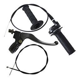 Gator parts Brake Clutch Lever Bike Brake Cable Throttle Gri