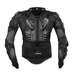 Homyl HEROBIKER Dirt Bike Full Body Jacket Chest Spine Prote