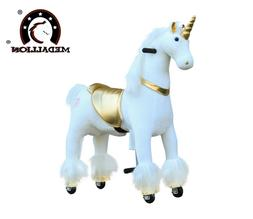 Medallion - My Pony Ride On Real Walking Horse for Children